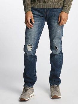 Mavi Jeans Slim Fit Jeans Marcus modrá