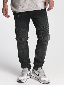 Mavi Jeans Straight Fit farkut Jim musta