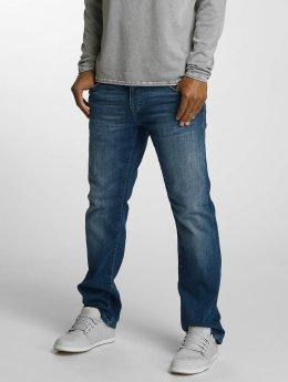 Mavi Jeans Straight Fit Jeans Martin blå