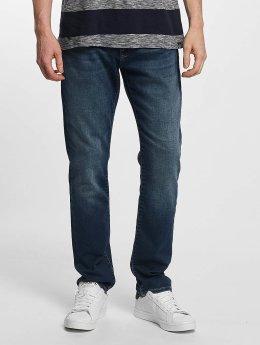 Mavi Jeans Straight Fit Jeans Marcus  blå