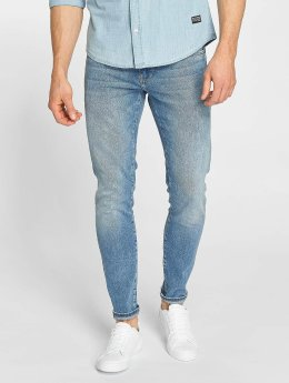 Mavi Jeans Straight fit jeans Leo blauw