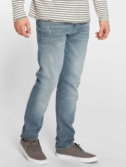 Mavi Jeans Straight Fit Jeans Yves modrý