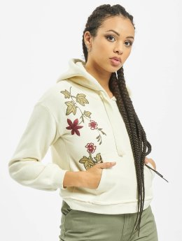 Mavi Jeans Sweat capuche Embroidery beige