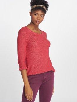 Mavi Jeans Swetry Long Sleeve czerwony