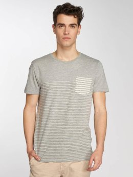 Mavi Jeans T-Shirt Pocket grau