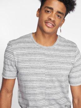 Mavi Jeans T-Shirt Marled grau