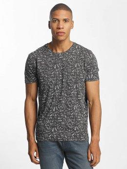 Mavi Jeans t-shirt Printed grijs