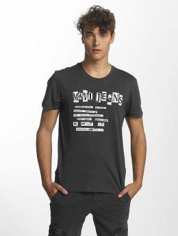 Mavi Jeans T-Shirt Influence Graphic gris