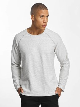 Mavi Jeans T-Shirt manches longues Striped gris