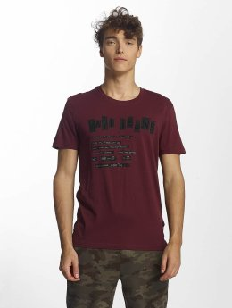 Mavi Jeans t-shirt Influence Graphic paars