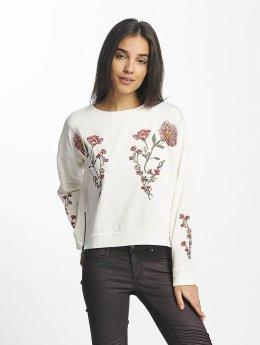 Mavi Jeans / trui Embroidered in wit