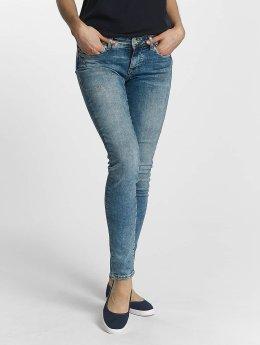 Mavi Jeans Tynne bukser Serena Low Rise blå