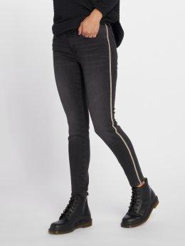 Mavi Jeans Vaqueros pitillos Adriana negro