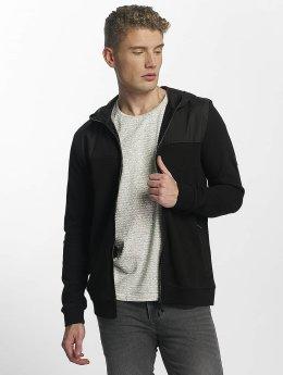Mavi Jeans Zomerjas Zip Up zwart