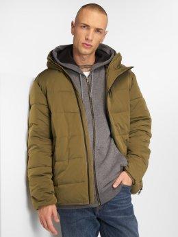 Mazine Стеганая куртка Trenton оливковый