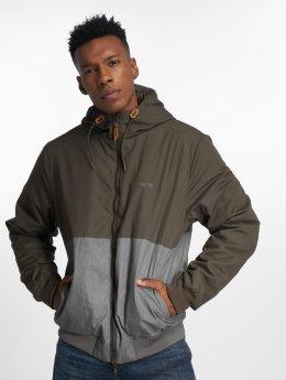 Mazine Lightweight Jacket Campus Classic grey