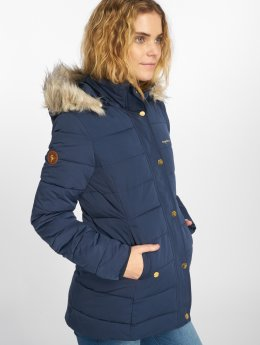 Mazine Parka Hazelton Down Transition blau