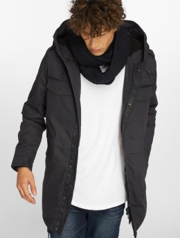 Mazine Parka Warrington blauw