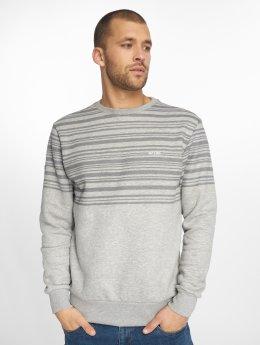 Mazine Pullover Mitcham Striped Heavey grau
