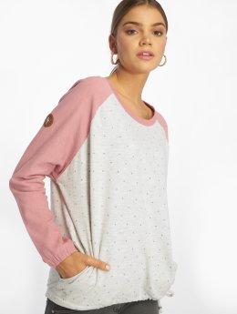 Mazine Pullover Batwing rosa