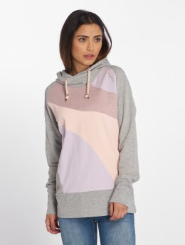 Mazine Sweat capuche Ervie gris