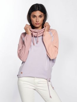 Mazine Sweat capuche Tacoma rose