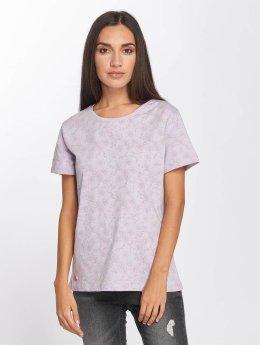 Mazine T-paidat Flora purpuranpunainen