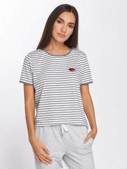 Mazine T-shirt Ysabel bianco