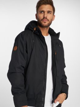 Mazine Transitional Jackets Deep svart