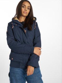 Mazine Winterjacke Chelsey blau