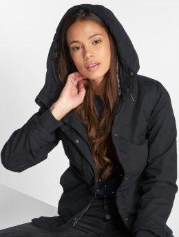 Mazine winterjas Chelsey zwart