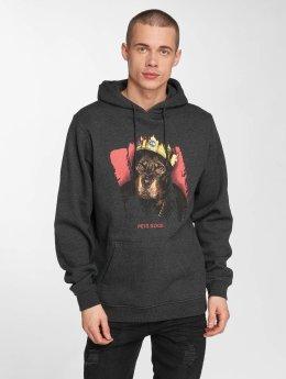 Merchcode Hoody Petsrock Big Doggie grau