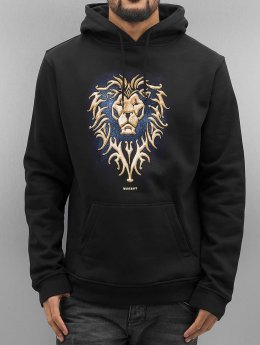 Merchcode Hoody Warcraft Alliance schwarz