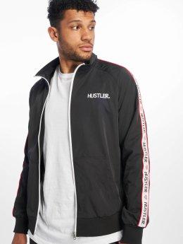 Merchcode Lightweight Jacket Hustler Tape black