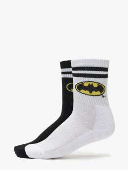 Merchcode Socken Double Pack Batman schwarz