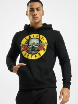 Merchcode Sweat capuche Guns N' Roses noir