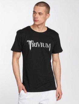 Merchcode T-paidat Trivium Logo musta