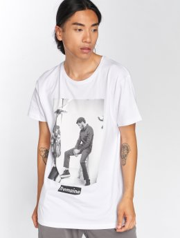Merchcode T-Shirt Trey Songz Studio blanc