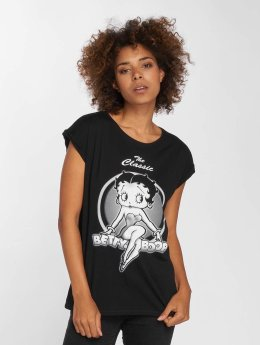 Merchcode T-Shirt Betty Boop The Classic noir