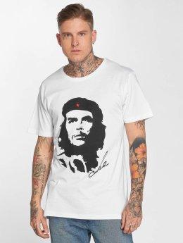 Merchcode T-Shirt Che Blank weiß