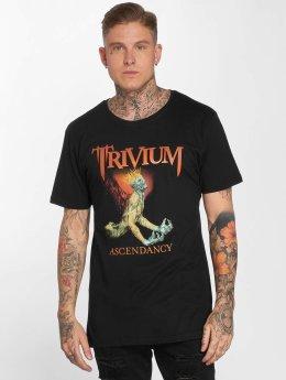 Merchcode t-shirt Trivium Ascendancy zwart