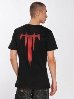 Merchcode t-shirt Trivium Shogun zwart