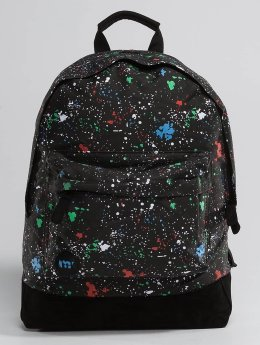 Mi-Pac Backpack Splattered black