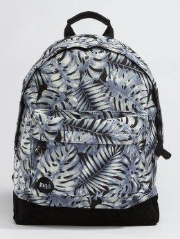 Mi-Pac Backpack Premiums Tropical Leaf gray