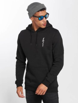 Mister Tee Hoody Don`t Judge Me schwarz