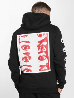 Eyes Hoody Black
