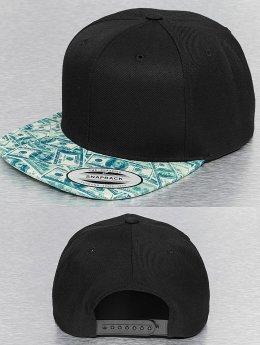 Mister Tee snapback cap Dollar zwart