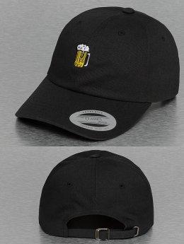Mister Tee Snapback Caps Beer czarny
