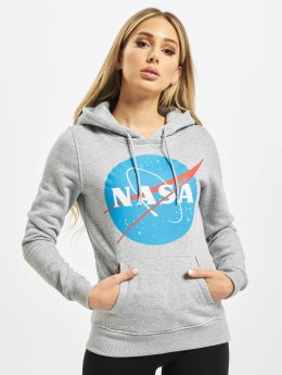 Mister Tee Sweat capuche NASA gris