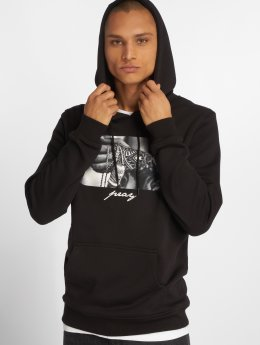 Mister Tee Sweat capuche Pray 2.0  noir